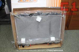 Радиатор Nissan X-Trail Кузов Т30 2000-2007 новый