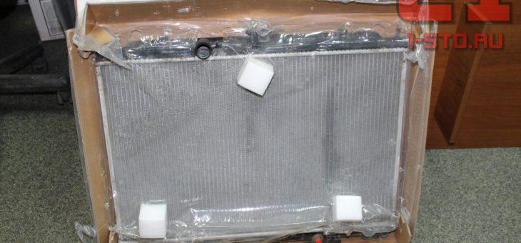 Радиатор Nissan X-Trail  Кузов Т30 2000-2007